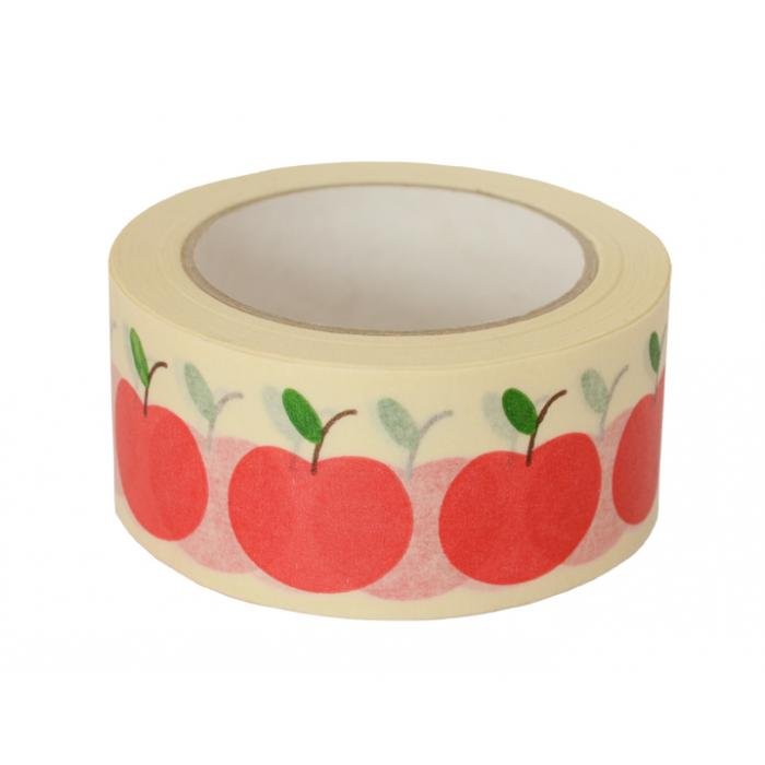 Tape eco paper 'Apple'-1469