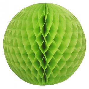 Licht groen honeycomb ball-0