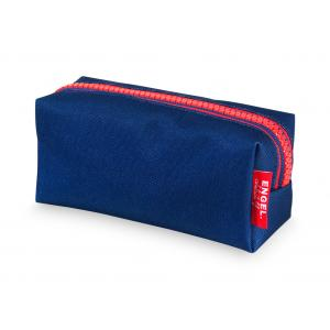 Etui 'Zipper Dark Blue'-0