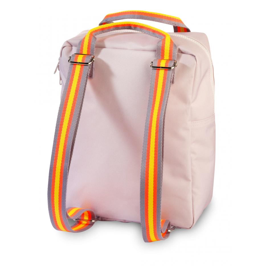 ENGEL. Backpack Medium Zipper 2.0 pink